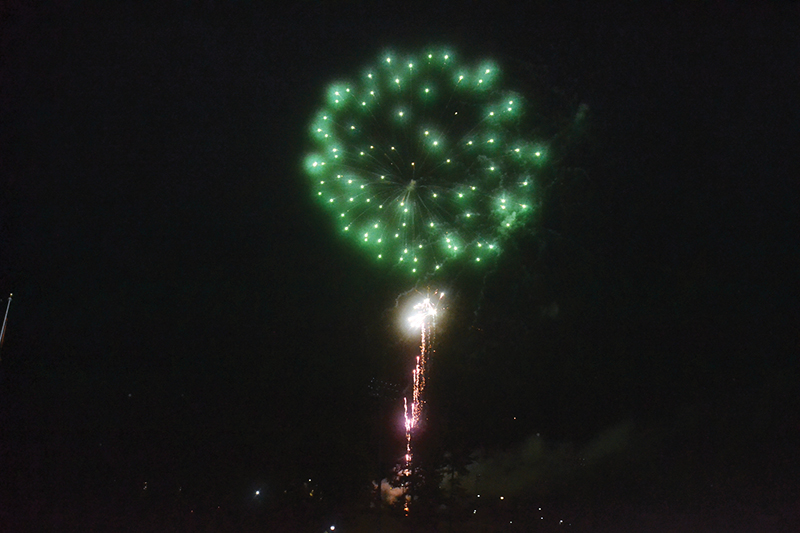 Demorest has been king of the Fourth of July for many years, but COVID-19 has caused a second-straight year of no fireworks in the city.