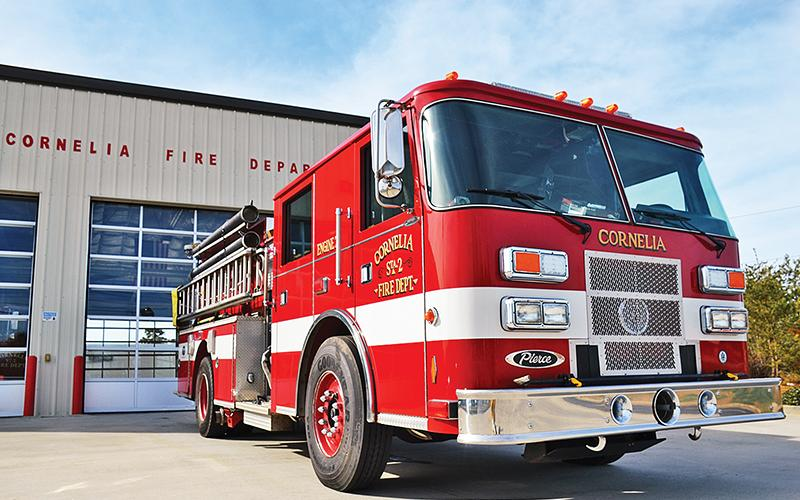 Cornelia Fire Department is among those asking if the city would be better off with its own 911 system for emergencies.