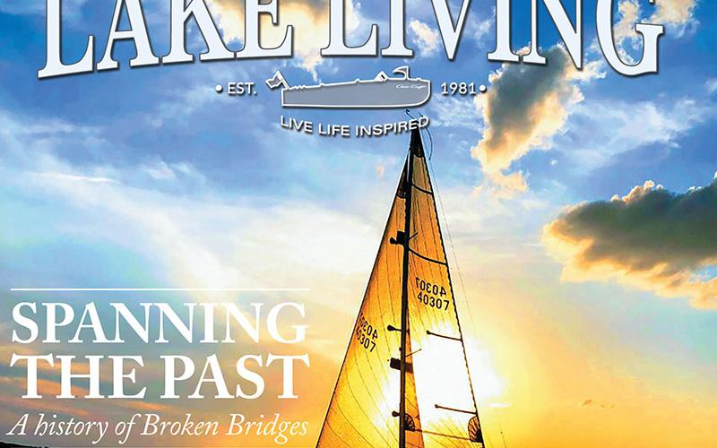 The photo contest for Lake Living is still open.