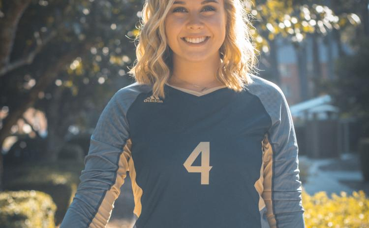 Natalie Thompson was recently named a National Christian College Athletic Association (NCCAA) Division-II All-American