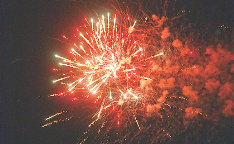 Fireworks in Demorest are a staple of summer, but they will not be fired on July 4 this year.