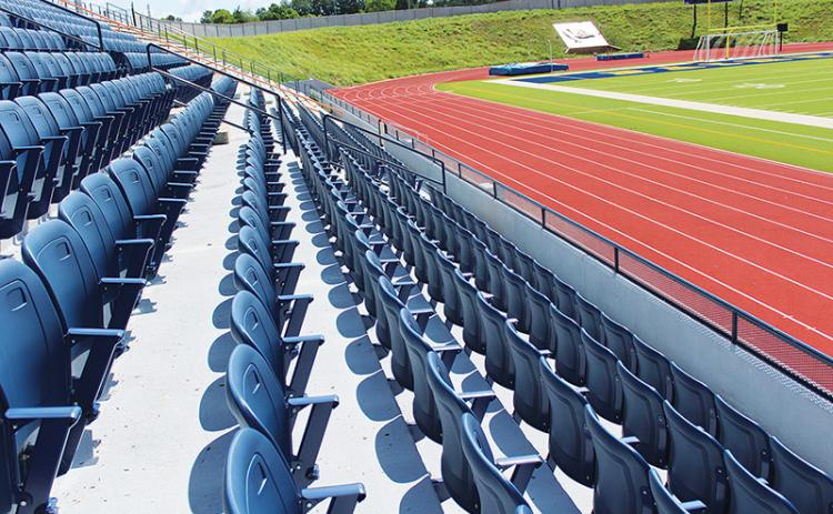 Raider Stadium is set receive some upgrades in the form of new seats.