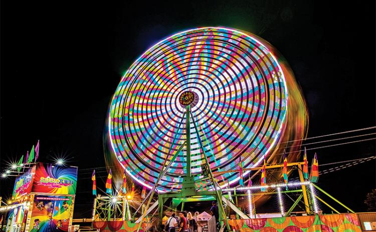 The Chattahoochee Mountain Fair returned 2019 to the Habersham County Fairgrounds, but it will not be held this year, according to current COVID-19 guidelines.