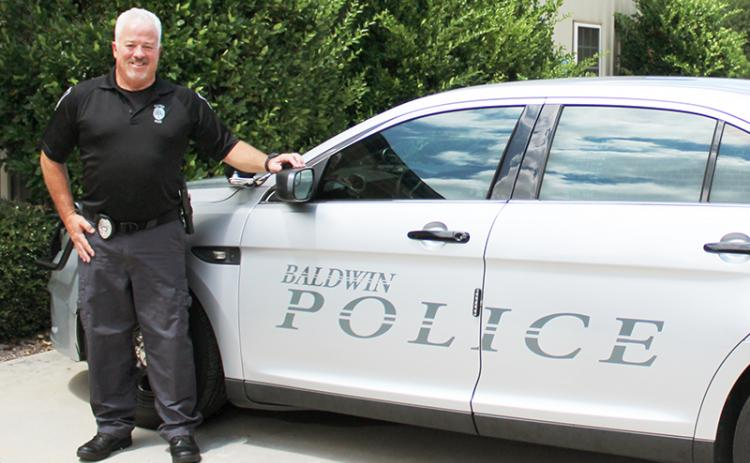 William Anastasio told Baldwin officials he resigned  after a month because he felt he could not turn around the city's police department.