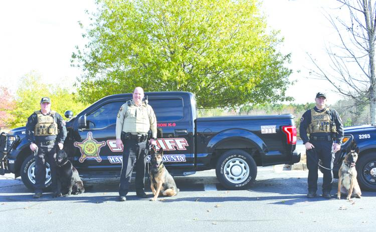 K9s and Officers